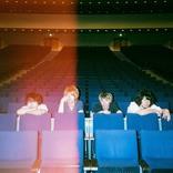 cinema staff、ベストアルバムから高橋國光と共作の新曲「斜陽」のMVを公開!