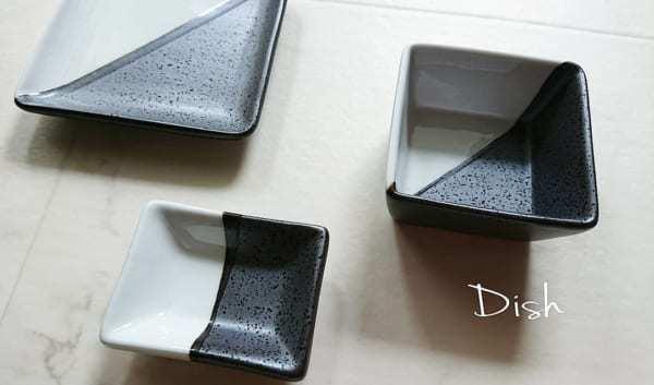 【キャンドゥ】上質デザインの和食器