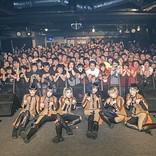 BiSH、4年前の再現&最新曲を織り交ぜた渋谷O-nestワンマン