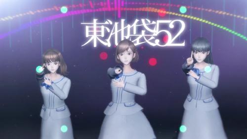 江口寿史がVTuber描き下ろし&東池袋52が新曲リリース!