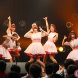 元・乙女新党の長谷川愛里、Happyオーラ全開  「いちごみるく色に染まりたい。」でアイドル再始動