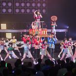 NMB48ツアー千秋楽、キャプテン小嶋花梨「一歩ずつ前に進んでいるんだなと確認できた」
