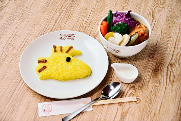 SNOOPY茶屋 小樽店