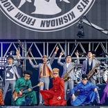 『氣志團万博2019』直太朗、スカパラ、DA PUMP、HEY-SMITH、King Gnu、Dragon Ash、木梨憲武ら音楽が生み出す力や希望を信じて集結したフェス初日レポ