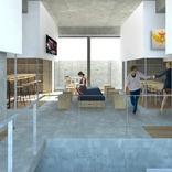 若手芸術家のための滞在型複合施設KAGANHOTELが京都にオープン