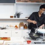 """速水もこみち、料理チャンネル開設! """"オイルショック""""中のファン歓喜"""