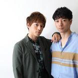 舞台『GOZEN-狂乱の剣-』出演の矢崎広&元木聖也、初共演の2人にインタビュー