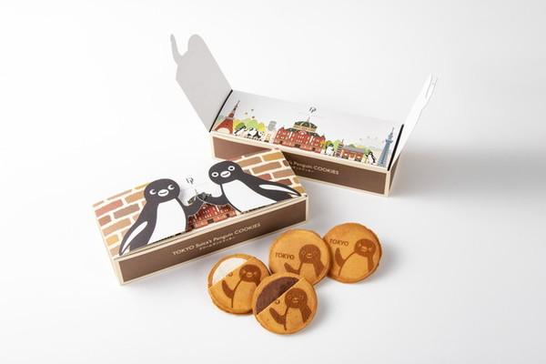 ドルチェフェリーチェ「東京Suicaのペンギンクッキー」