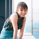 元欅坂46・今泉佑唯&志田愛佳の顔寄せ2ショットに「可愛い!」「圧倒的美貌」
