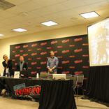 アニメ『ジビエート』のキャラクターデザインを担当する天野喜孝がニューヨークコミコンで未公開キャラクター原案を初公開