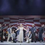 中尾ミエが主演・企画・プロデュース 出演者平均年齢76歳の『ザ・デイサービス・ショウ2019 ~It's Only Rock'n Roll~』が開幕