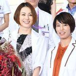 米倉涼子、低髄液圧症候群患いあわや「『ドクターX』できなくなってしまうかも」