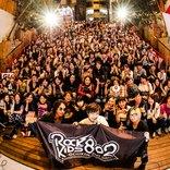 GLAYがFM802『ROCK KIDS 802-OCHIKEN Goes ON!!-』の公開収録に登場、ロック大忘年会『FM802 RADIO CRAZY』への初出演をサプライズ告知