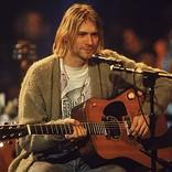 故カート・コバーン、『MTV Unplugged』で着用のオリーブ色のカーディガンがオークションに