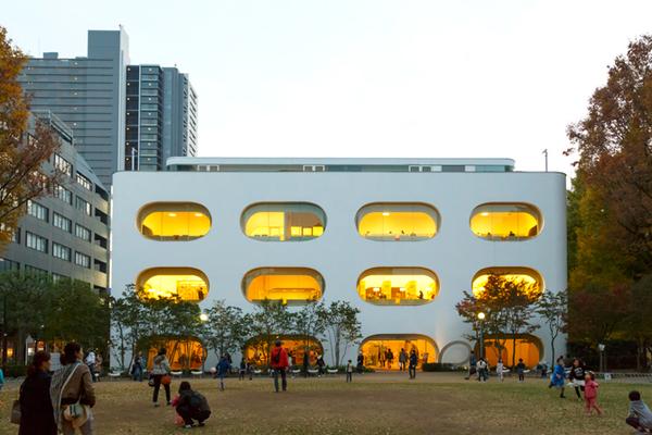 おしゃれな「図書館」ひと・まち・情報 創造館 武蔵野プレイス