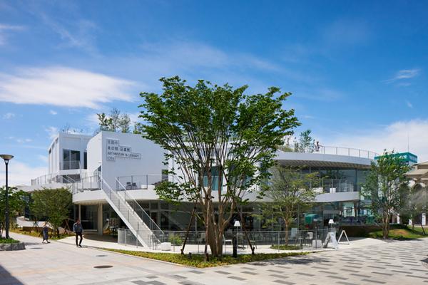 おしゃれな「図書館」太田市美術館・図書館