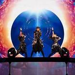 BABYMETAL、アメリカ初のアリーナ公演で圧巻のショー見せつける