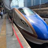一部不通が続く北陸新幹線、東海道新幹線経由の代替経路を案内