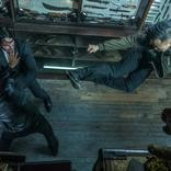 キアヌ・リーブスがスキンヘッドマフィアとナイフバトル!映画『ジョン・ウィック:パラベラム』本編映像を一部公開