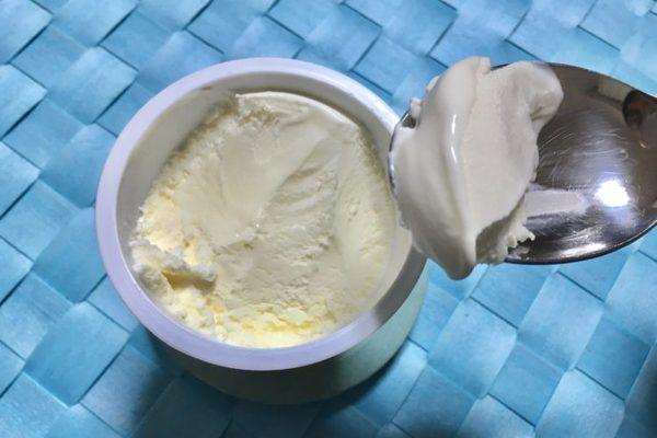 金のミルクアイス