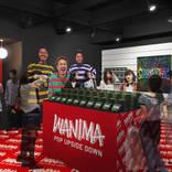WANIMA、2ndアルバム発売記念で期間限定POP UP SHOP開催決定