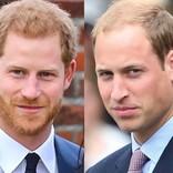 ヘンリー王子、ウィリアム王子との不仲説に「何があっても僕たちは兄弟」