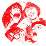 宮本浩次 新シングルに『宮本から君へ』原作者・新井英樹による宮本浩次、横山健、Jun Gray、Jah-Rahの描き下ろしイラストを掲載