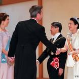 両陛下とデンマーク皇太子ご夫妻が、笑顔になった理由 「素敵!」と話題に