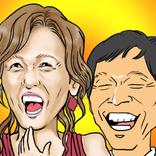 """工藤静香&明石家さんま""""豪華ツーショット""""にツッコミ「オワコンの2人」"""