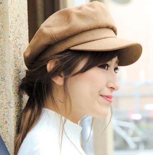 帽子に似合う髪型にしたい♡初心者でも挑戦できる簡単ヘアアレンジ特集