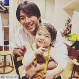 山田裕貴、溺愛するれんれんバックハグにファン歓喜「可愛すぎてむり」
