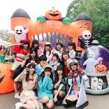 SEVEN4、上野公園シタマチハロウィンにてコスプレライブ開催!