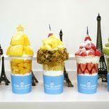 かわいくておいしいなんて! 韓国発「カフェ ド パリ」の常設店が原宿に登場