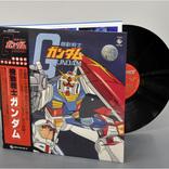 『機動戦士ガンダム』放送開始40周年を迎えたファーストシリーズの音楽が当時の装いのままLPで復刻!