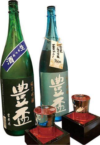 地物と合わせればさらに旨い。東北の酒、その奥深さにハマる。