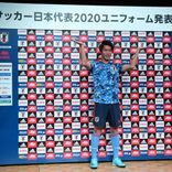 サッカー日本代表新ユニフォーム発表 コンセプトは「日本晴れ」