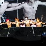 ゴールデンボンバー 歌い、踊り、飛び、12,000人を笑顔にした横浜アリーナ公演で見た、金爆のやさしさ