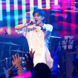 """Takuya IDE、""""アルバムとマンスリーライブの集大成""""をフルパワーで見せたSPACE ODD公演をレポート"""