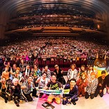 <ライブレポート>スペシャの音楽番組から生まれたライブ・イベント【LIVE YEAH!!!】開催 THE RAMPAGEやKREVAら登場