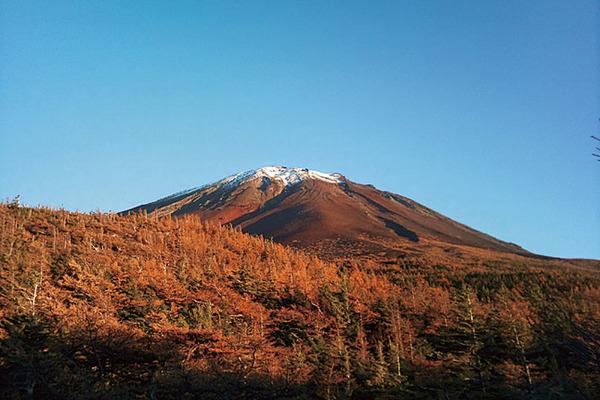 富士山奥庭