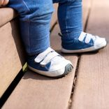 """""""靴を履いた1歳半息子の姿""""に違和感 その理由に「嬉しいですね」"""
