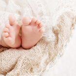 誕生直後に捨てられた赤ちゃん 野良犬たちが貪り白骨だけに