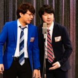 『M-1』3回戦に三四郎が登場 ピン芸人ユニットは異色漫才を披露