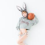 人気女優・内田理央が雑誌「ar」の表紙に登場!ほぼすっぴん&セクシーなショットを披露!
