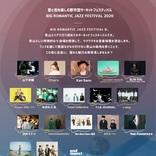 青山・表参道エリア初のサーキットフェス『BIG ROMANTIC JAZZ FESTIVAL 2020』に山下洋輔、YAKUSHIMA TREASUREなど7組追加