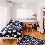4畳の部屋はレイアウトが命!ホッと落ち着くインテリア作りのコツをご紹介