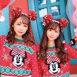 冬のリンクコーデで「ディズニー・クリスマス2019」を楽しんできた♪インスタ映えスポットも【TDR】