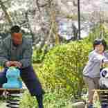 長渕剛が飯島直子の強烈なビンタをくらい、太陽を感じる 映画『太陽の家』予告編&場面写真を解禁