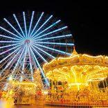 【東海】テーマパークのイルミネーション9選!2019クリスマスデートにおすすめ!