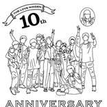 vol.2 THEラブ人間<スウェット/ Tシャツ>- ものづくりの現場をRESEARCH!! -